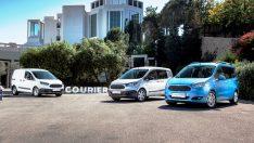 Ford Ticari araçlarda ekim ayı fırsatları!