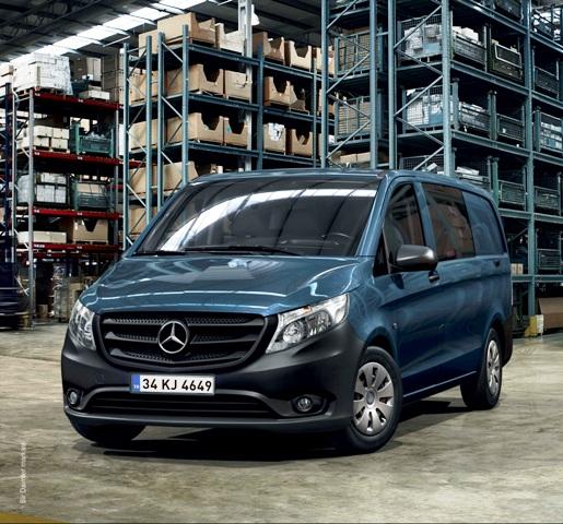 Mercedes-Benz Vito Kombi (1)v