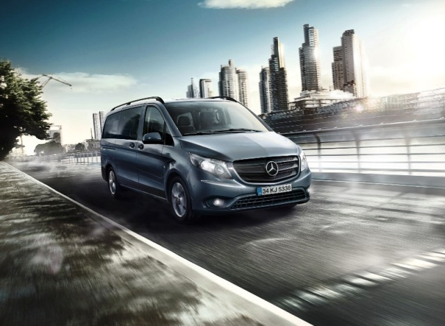 Mercedes-Benz Vito Tourerx