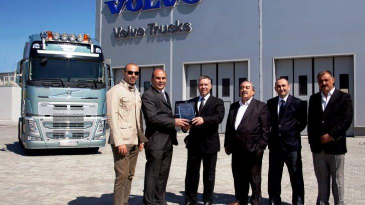 Transbatur yola Volvo Kamyon ile devam ediyor