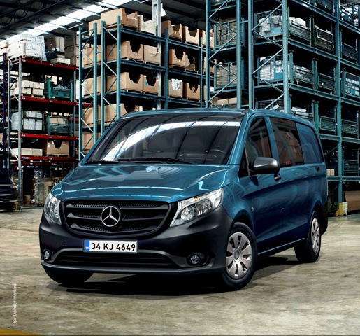Mercedes-Benz Vito Kombi