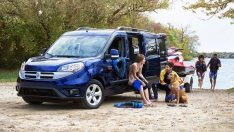 Fiat Doblo Amerika'dan Sonra Karayipler Yolunda!