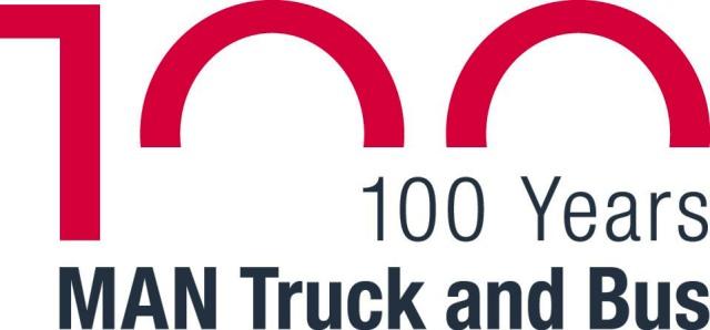 MAN_100 Yil_logo