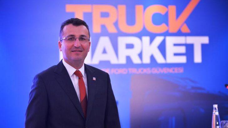 """2. el ağır ticari araçta güven arayanların adresi """"TruckMarket"""" olacak"""