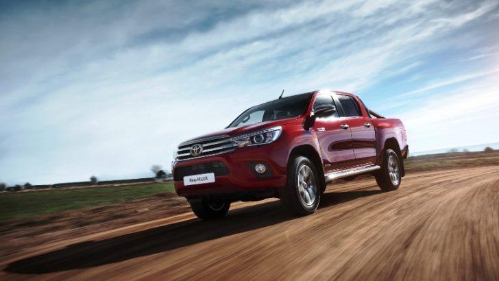 Emniyet Genel Müdürlüğü Toyota Hilux Tercih Etti