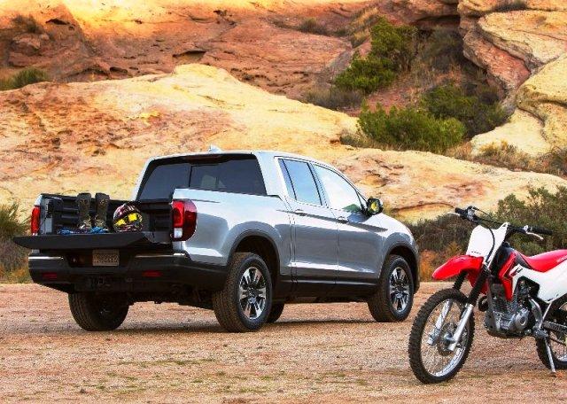 Honda Ridgeline 5