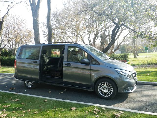 Mercedes Vito test8