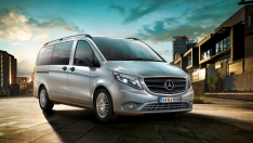 VTR Turizm filosunu 15 adet Mercedes-Benz Vito ile güçlendirdi