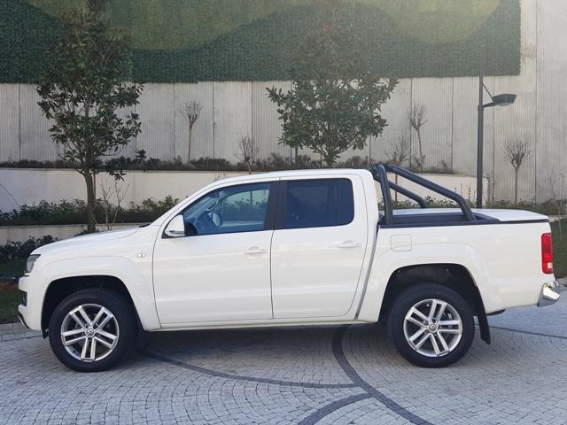 VW AMAROK TEST1