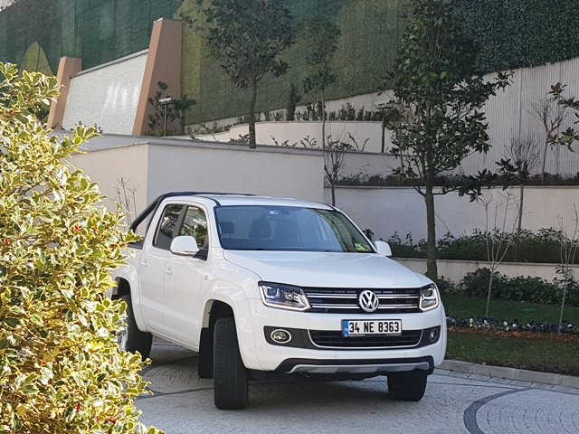 VW AMAROK TEST7