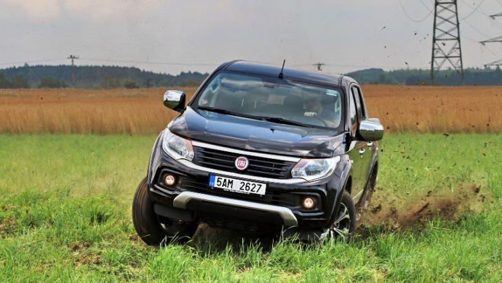 0 Faiz Avantajıyla Fiat'tan Pick-up Atağı!