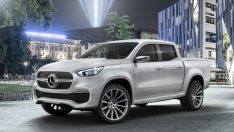 Mercedes-Benz'in Pick-Up Atağı