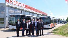 Anadolu Isuzu, Euro Tour 2017 kapsamında Litvanya'daydı