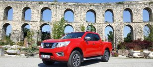 SUV KONFORUNDA PICK-UP