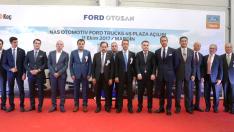FORD TRUCKS 4S PLAZA MARDİN'DE