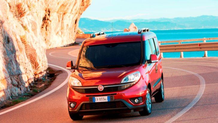 Fiat Doblo'ya 40 bin TL'ye 0 Faizli Kampanya!