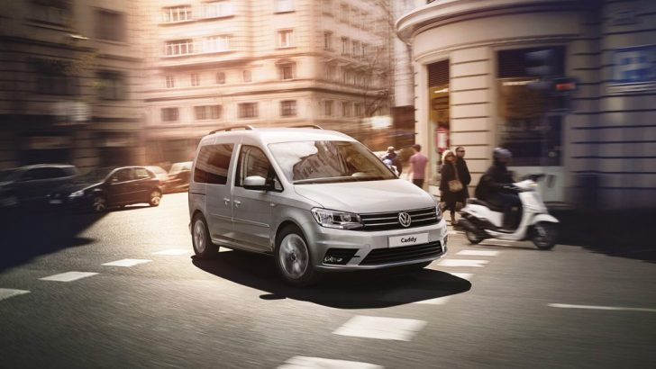 Volkswagen Caddy'de yıl sonuna özel indirim fırsatları