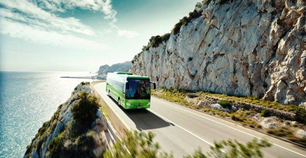 MERCEDES-BENZ TÜRK TOURISMO İLE TÜRKİYE'Yİ GEZİYOR
