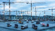 "Mercedes-Benz Türk ""Beton İzmir 2018 Fuarı""nda"