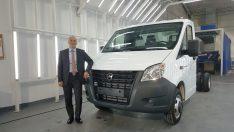Rusya'nın Ticari Araç Devi Türkiye'de Yeniden Atağa Kalktı