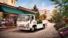 Isuzu N Serisi kamyonetler performansa kavuştu
