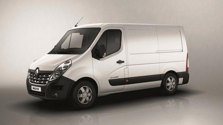 Renault Master'ın kısa şasini sundu