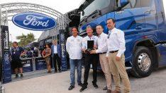 Ford Trucks yeni çekicisi M-Sport'un hizmetinde