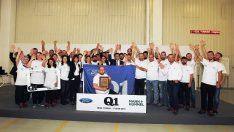 Mann+Hummel'e Ford Q1 sertifikası