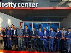 'Curiosity Center' açıldı