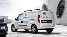 Fiat Doblo'ya elektrik akımı