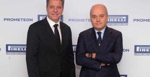Prometeon üretim kapasitesini artırıyor