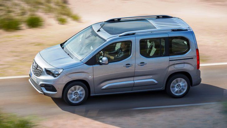 Opel Combo yollara çıkıyor