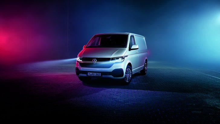 Volkswagen Transporter Multivan Karşınızda