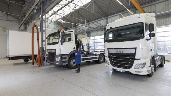 DAF Trucks Türkiye krizi fırsata çevirecek