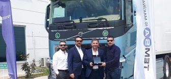 Seyid Lojistik, Volvo Trucks çekicilerle filosunu güçlendirdi