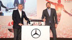 Mercedes-Benz Türk, TBF ile sponsorluk anlaşmasını uzattı