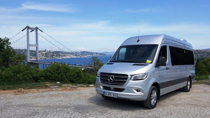 Yeni Mercedes-Benz Sprinter Türkiye'de