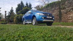 Sadece arazi değil konforda da iyi Mitsubishi L200