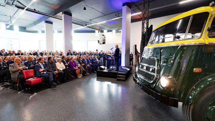 DAF Müzesi Kapılarını Resmen Açtı