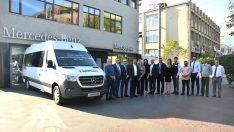 Transay Taşımacılık'a 10 Adet Yeni Sprinter