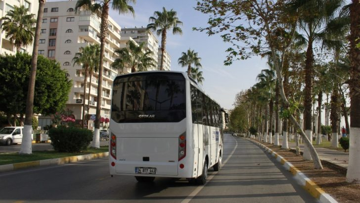 AllisonTransmission, Türkiye turuna Güney'de devam ediyor