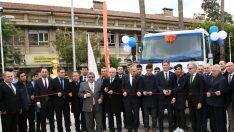 Ford Trucks, İskenderun'da öğrencilerin uygulamalı eğitim yapabilmesi için kamyon hibe etti