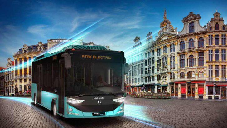 Karsan,Romanya'yı Elektriklendirmeye Devam Ediyor!
