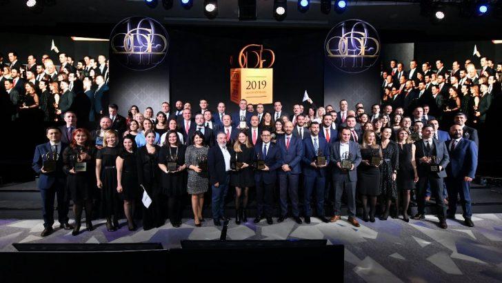 GEFCO üst üste 10. kez Gladyatörler ODD Satış ve İletişim Ödülleri sponsorları arasında