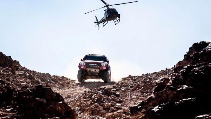 Toyota Dakar Rallisi'nde 2. Etabı Kazanarak Tempo Yükseltti