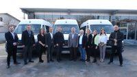 AZ-AL Turizm'e 41 adet Mercedes-Benz Sprinter teslim edildi