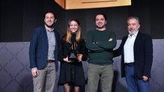 """Mercedes Benz Otomotiv Ticaret ve Hizmetler A.Ş ODD Gladyatör 2019'da """"Yılın Dijital Deneyim Uygulaması"""" ödülünü kazandı"""