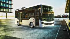 Anadolu Isuzu Busworld'e geleceğin toplu ulaşım trendlerine göre tasarlanan dört aracıyla katılıyor
