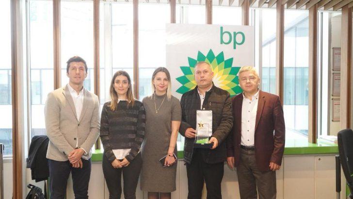 BP 2019 Risk Avcısı Ödülü Turpak'ın…