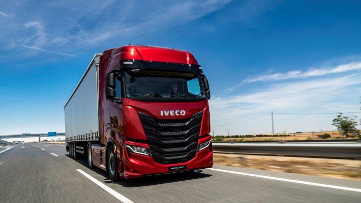 IVECO S – WAY: Gelecek on yılın IVECO ağır kamyonu